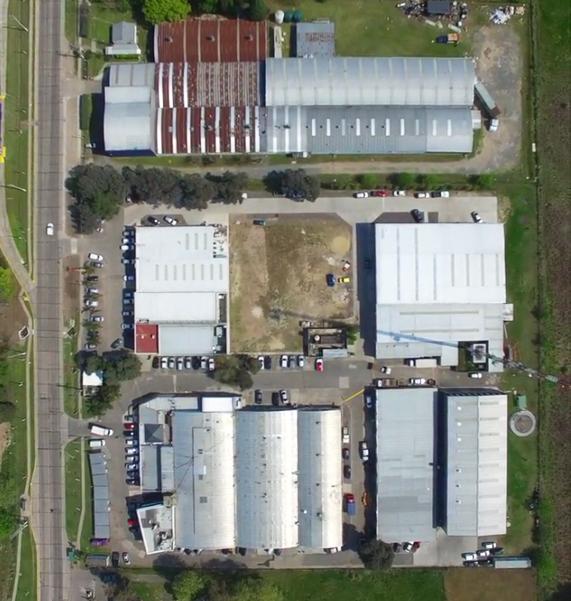 R.P.I - Parque Industrial de Pilar - Alquiler Galpones